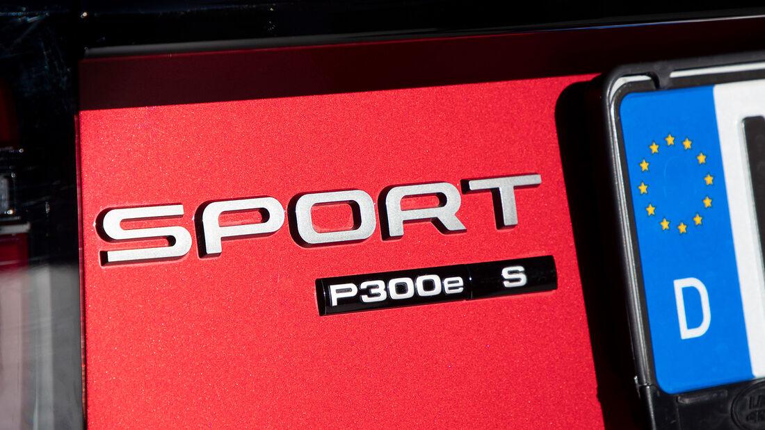 Land Rover Discovery Sport P300e S