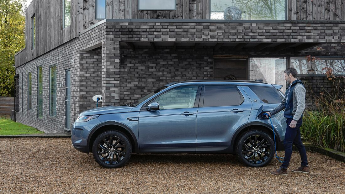 Land Rover Discovery Sport Plug-in Hybrid PHEV