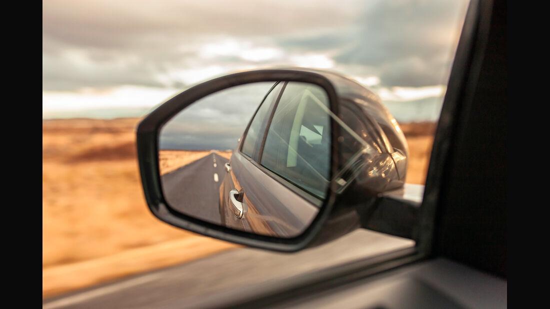 Land Rover Discovery Sport, Seitenspiegel