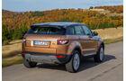 Land Rover Evoque 2,2 SD4, Heckansicht