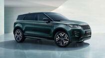 Land Rover Evoque LWB
