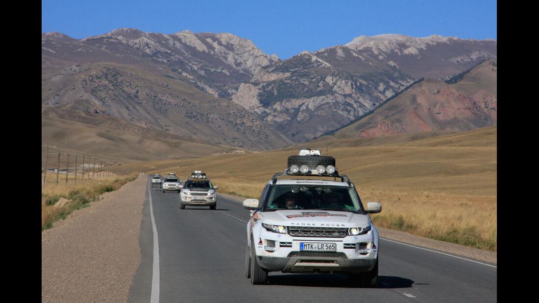 Land Rover Experience 2013, Markus Stier