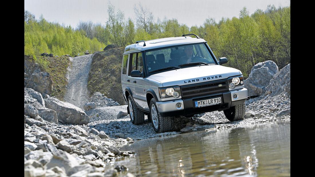 Land Rover Experience Center