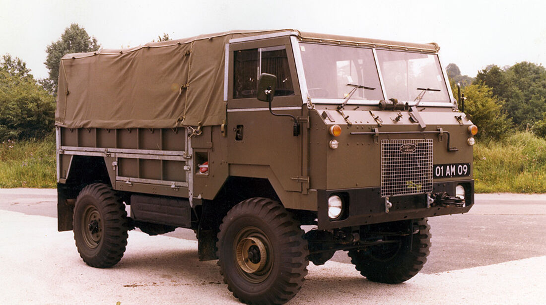 Land Rover Forward Control FC 101