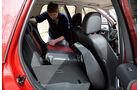Land Rover Freelander 2.2 TD4, Fond, Rückbank