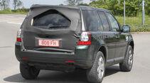 Land Rover Freelander Erlkönig