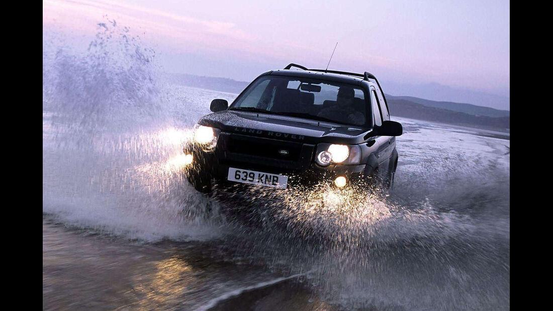 Land Rover Freelander Facelift
