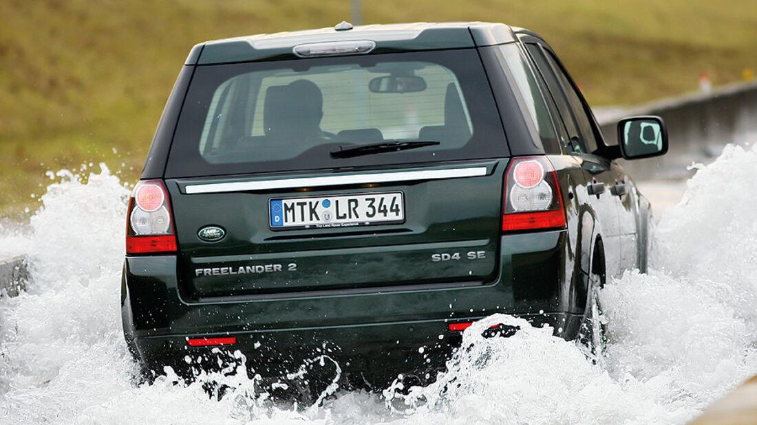 Land Rover Freelander SD4,