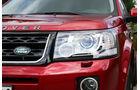 Land Rover Freelander SD4, Frontscheinwerfer