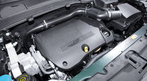 Land Rover Freelander SD4, Motor