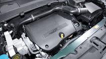 Land Rover Freelander SD4, Motor