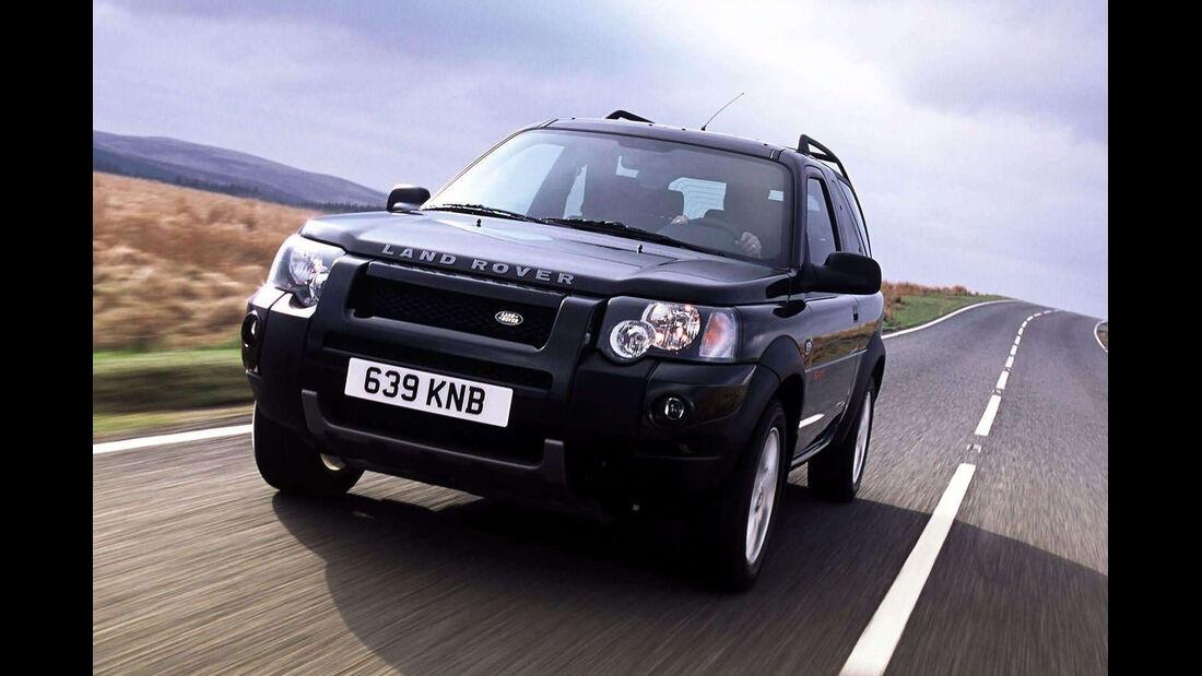 Land Rover Freelander TD4