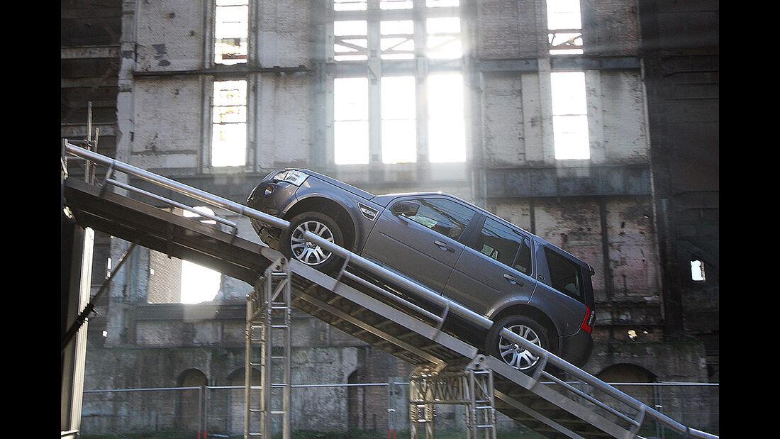 Land Rover Freelander Td4.e