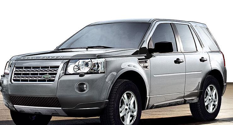 Land Rover Freelander XE