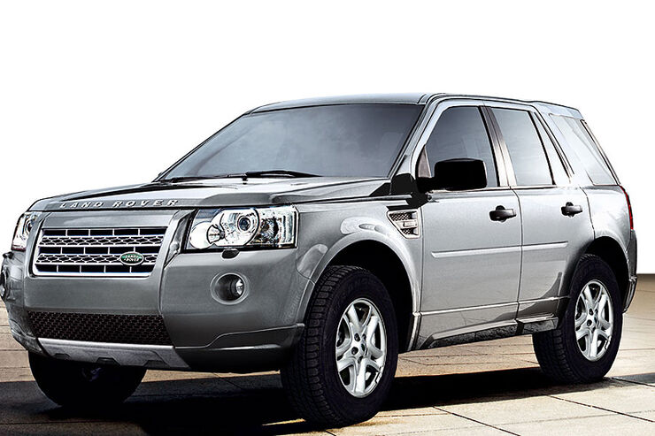 land rover freelander xe sondermodell auto motor und sport. Black Bedroom Furniture Sets. Home Design Ideas