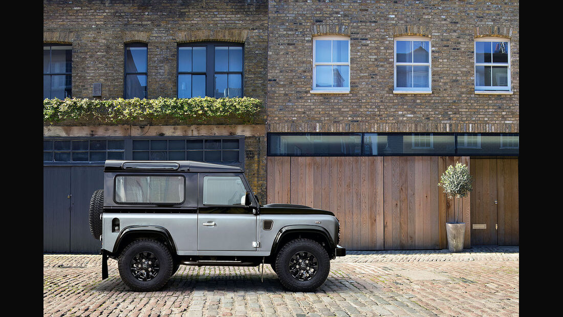Land Rover Limited Edition Defenders