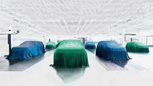 Land Rover Reimagine