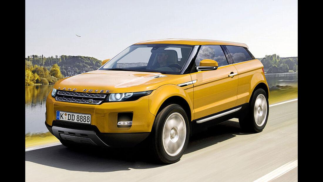 Land Rover SAC 2011
