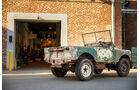 """Land Rover Series I """"Reborn"""" Oldtimer-Restaurierung"""