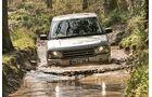 Land Rover Testgelände