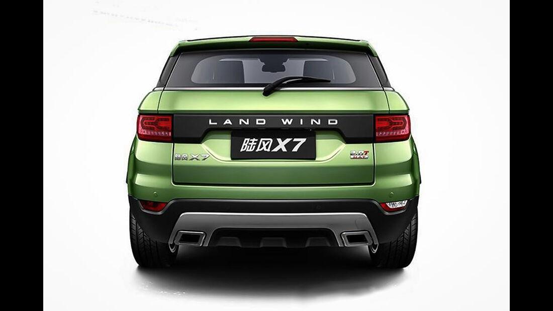 Land Wind X7