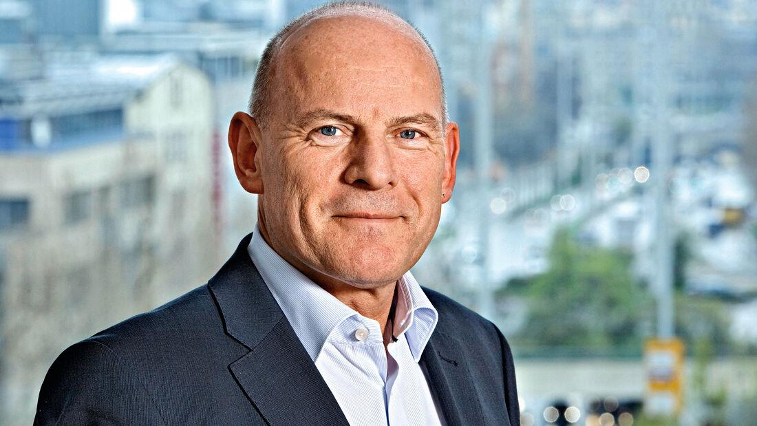 Landesverkehrsminister Winfried Hermann