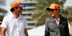 Lando Norris & Carlos Sainz - Formel 1 - 2019