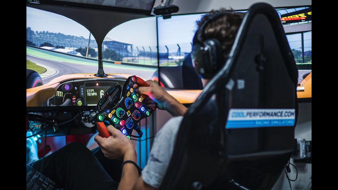 Lando Norris - F1 Winterpause 2018