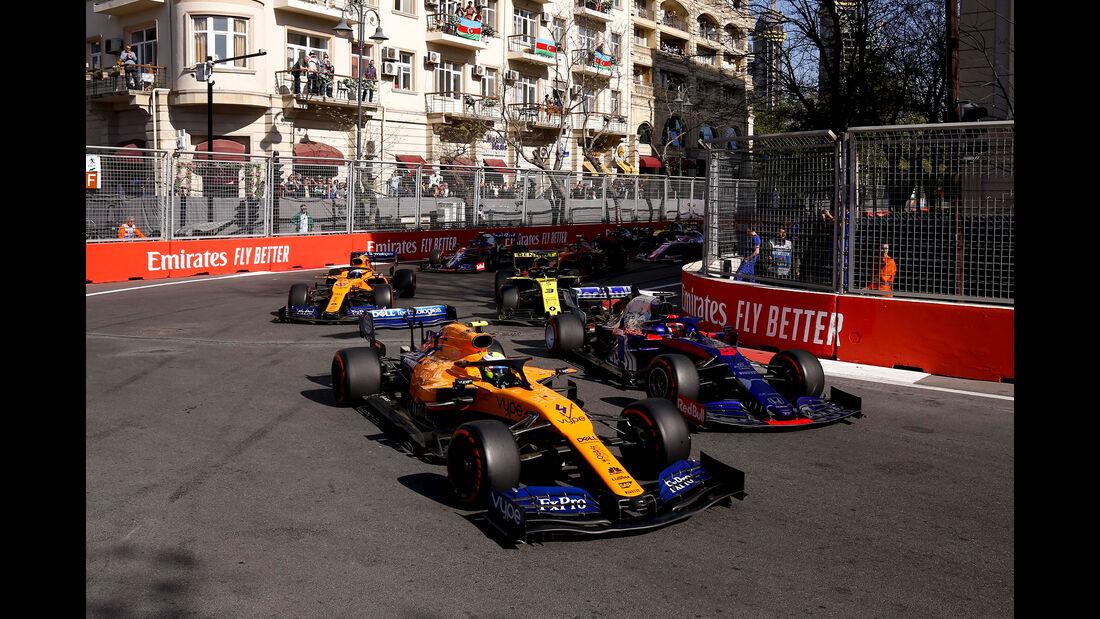 Lando Norris - Formel 1 - GP Aserbaidschan 2019