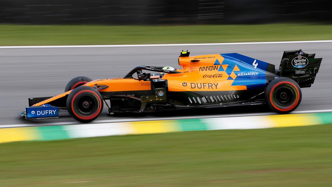 Lando Norris - Formel 1 - GP Brasilien 2019