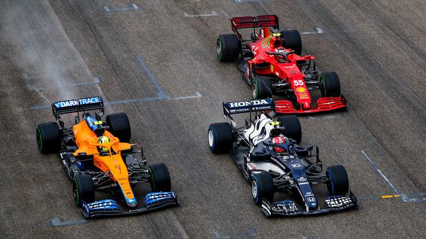 Lando Norris - Formel 1 - GP Emilia Romagna - Imola 2021