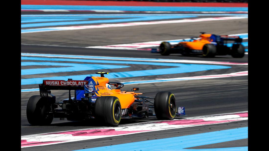 Lando Norris - Formel 1 - GP Frankreich 2019