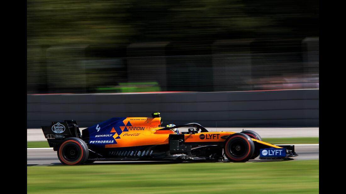 Lando Norris - Formel 1 - GP Italien 2019