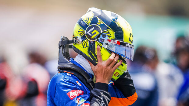 Lando Norris - Formel 1 - GP Portugal 2021