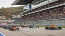 Lando Norris - Formel 1 - GP Russland 2021