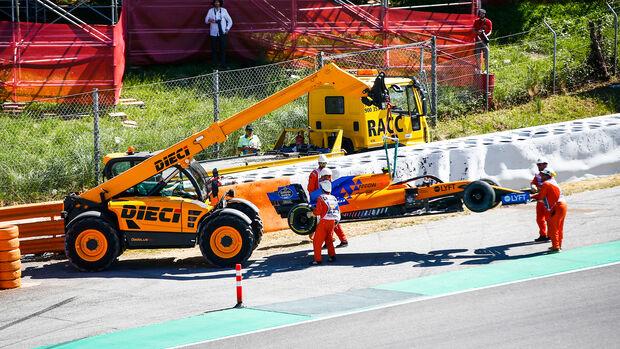 Lando Norris - Formel 1 - GP Spanien 2019