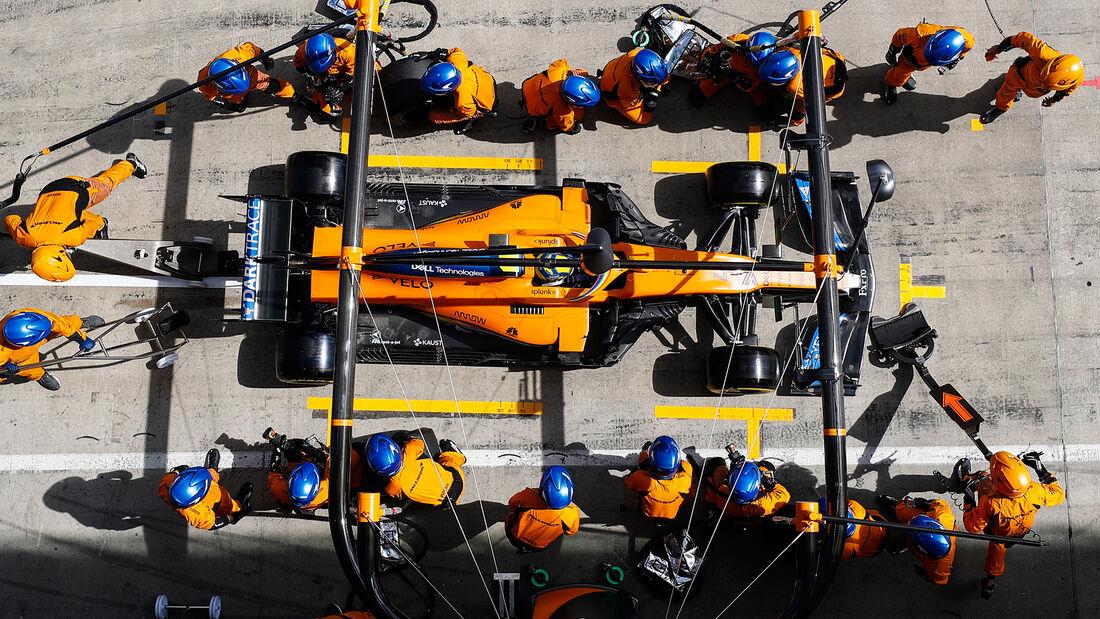 Lando Norris - Formel 1 - GP Steiermark - Österreich - 2020
