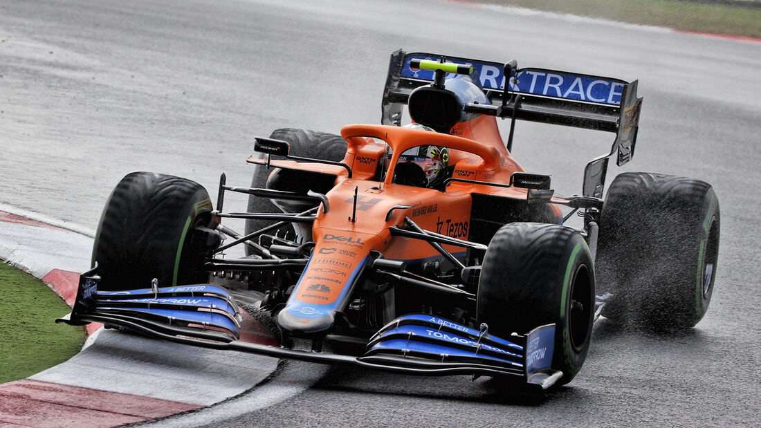 Lando Norris - Formel 1 - GP Türkei - Istanbul - 2021