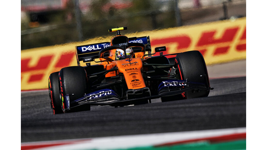 Lando Norris  - Formel 1 - GP USA 2019