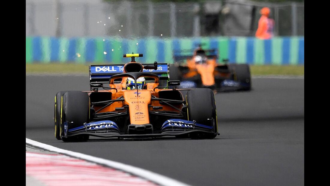 Lando Norris - Formel 1 - GP Ungarn 2019