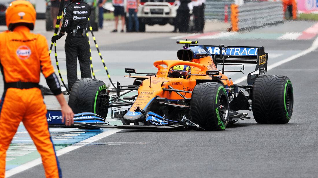 Lando Norris - Formel 1 - GP Ungarn 2021
