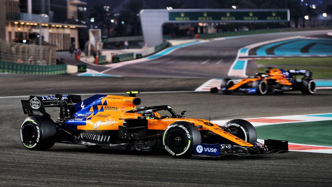 Lando Norris - GP Abu Dhabi 2019