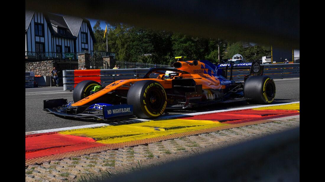 Lando Norris - GP Belgien 2019
