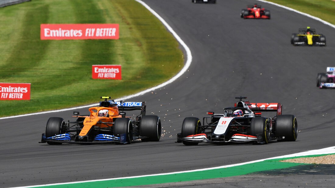 Lando Norris - GP England 2020