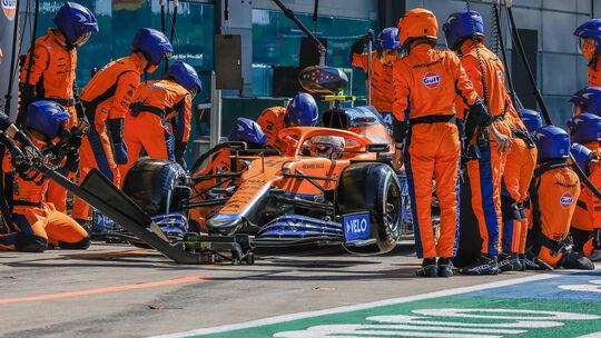 Lando Norris - GP England 2021
