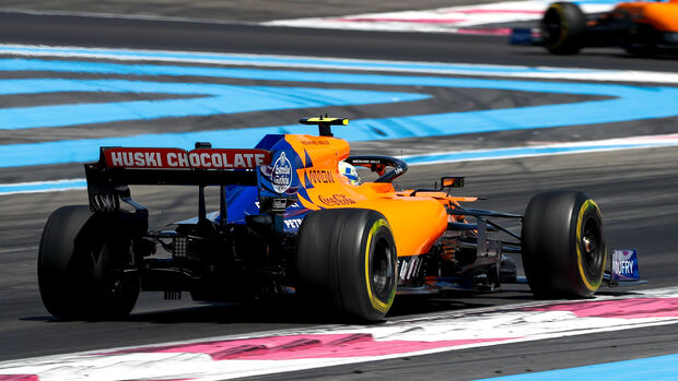 Lando Norris - GP Frankreich 2019