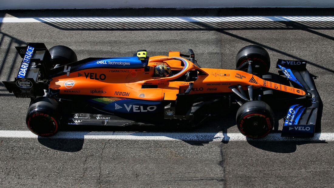 Lando Norris - GP Italien 2020