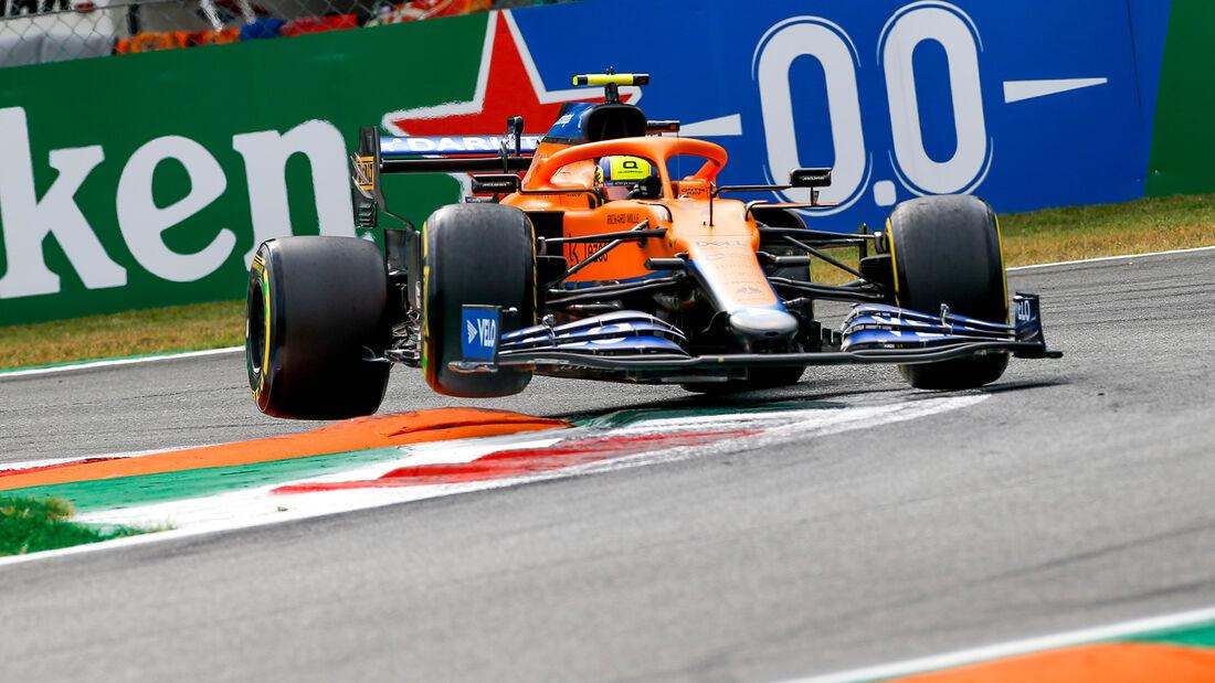 Lando Norris - GP Italien 2021