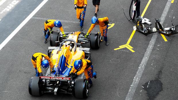 Lando Norris - GP Mexiko 2019