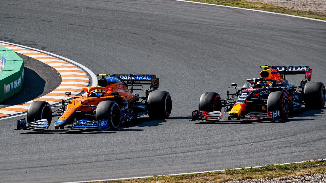 Lando Norris - GP Niederlande - Formel 1 - 5. September 2021